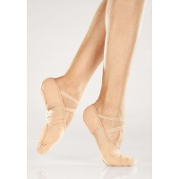 So Danca Balletschoenen BAE26 heren Tan